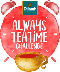 Dilmah Always Tea Time Challenge
