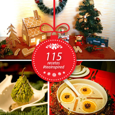 A Tea Inspired Christmas Challenge