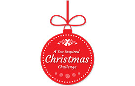 The Tea Inspired Christmas Challenge 2016