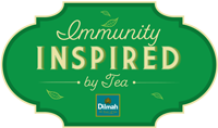 Immunity Inspired by Tea Challenge Logo