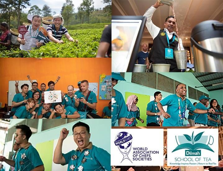 Past winners' experience on the visit to Sri Lanka