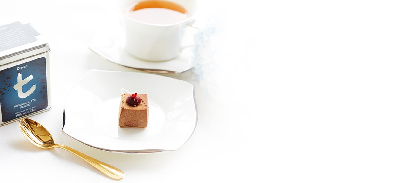 Tea Inspired Dessert Challenge